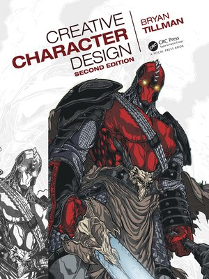 cover image of Creative Character Design 2e
